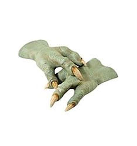 Star Wars Revenge Of The Sith Deluxe Yoda Hands