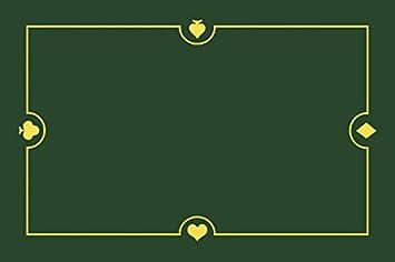 tapis de carte belote Amazon.com: Grimaud 130006503 Belot Suede Rug, Green: Toys & Games