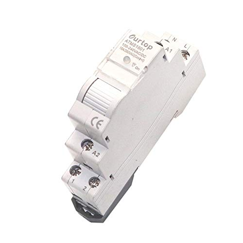 Hukcus ATMS1601 WiFi Smart Timer Multi Function Din Rail Digital Programmable Time Switch -