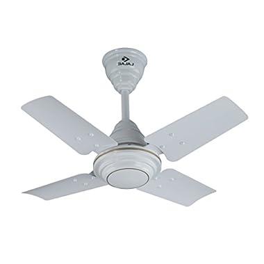 Bajaj Maxima 600mm Ceiling Fan (White) 9
