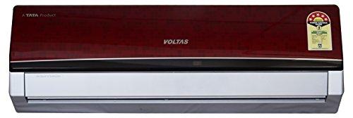 Voltas 185 EY (R) Executive R Split AC (1.5 Ton, 5 Star Rating, Wine Red)