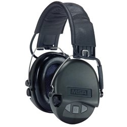 MSA Safety 10061285 Supreme Pro Earmuff, NRR 18 dB