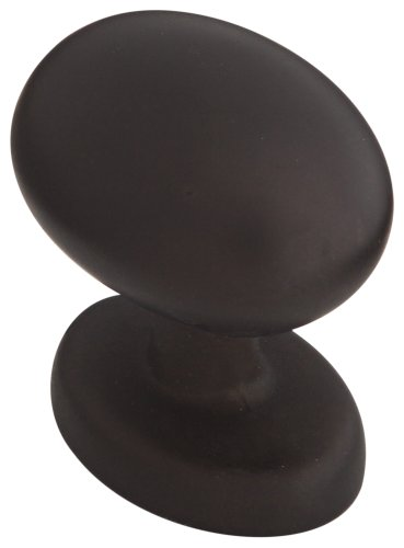 Stanley Hardware S824-391 SPV8014 Egg-Shaped Knob in Oil Rubbed Bronze, 10 pack