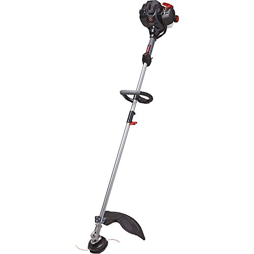 Troy-Bilt TB2040 XP 27cc 2-Cycle 17-Inch Gas Straight Shaft Trimmer with JumpStart Technology