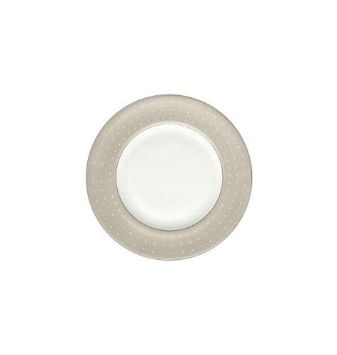 Etoile Platinum Accent Plate Color: (Etoile Platinum Dinnerware)