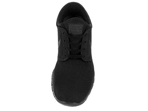 Nike Herren Stefan Janoski Max Sneaker, Orange, 47.5 EU Schwarz (Black/black-anthracite-black)