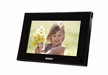 sony dpf d70 7 black digital photo frame with 256mb amazon co uk rh amazon co uk Sony D70 Camera Sony D50