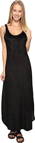 Hard Tail Women's Shirttail Tank Dress Black Dress