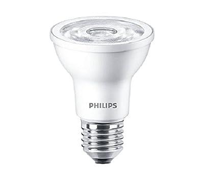 Philips 463695-6PAR20/LED/840/F35/DIM SO 120V PAR20 Flood LED Light Bulb