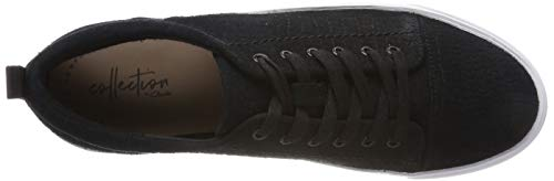 Noir Echo Glove Femme Interest black Sneakers Clarks Basses wzxOxZ