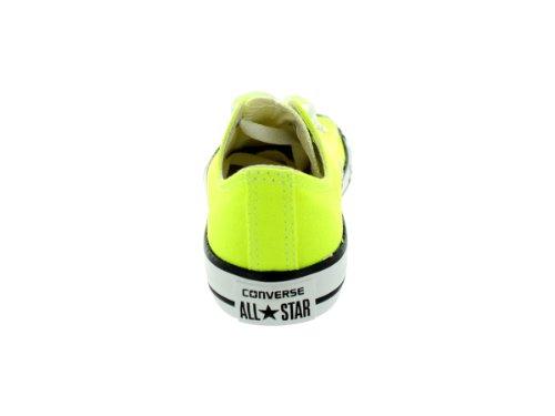 Converse Kids Chuck Taylor Ox-Basketball-Schuhe Electric Yellow