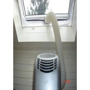 Hot Air Stop Fensterdurchlass Fensterspaltverschluss