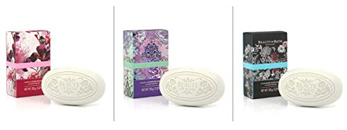 Beauty of Bath by Somerset Vanilla baies rouges soap by somerset, 5.29 Fl Oz (51307)