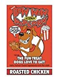 Bow Wow Microwave Popcorn Dog Treat – Roasted Chicken Flavor For Sale