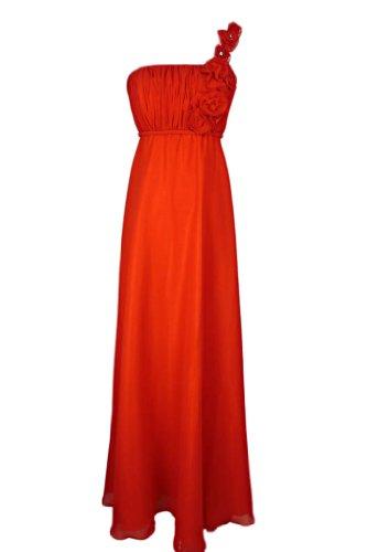 Kleid Fashion Y Damen Rot Alivila qY8A7Op