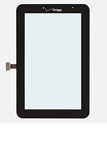 Generic Touch Screen Glass Digitizer Replacement for Samsung Galaxy Tab 2 7.0 P3110 WiFi - Black