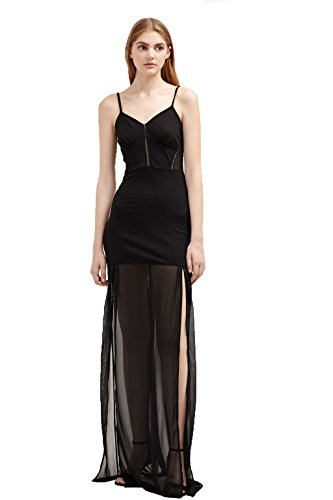 French Connection Chantilly Bow Strappy Maxi Dress (2)