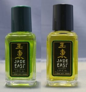 Jade East Cologne and Aftershave 1.25 oz each (Jade East Cologne For Men)