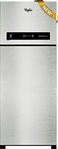 Whirlpool 360 L 4 Star Frost Free Double Door Refrigerator PRO 375 ELT 4S, Silver, Inverter Compressor