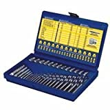 35-Pc. Screw Extractor/Drill Set, Sold As 1 Set