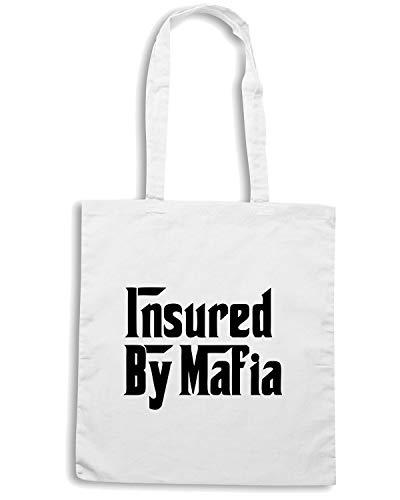 BY MAFIA Borsa INSURED OLDENG00131 Bianca Shopper Speed Shirt gqw0YY