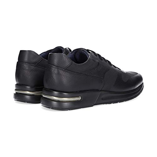 Sneakers Uomo Pelle 91309black Callaghan Nero ABP7qxf