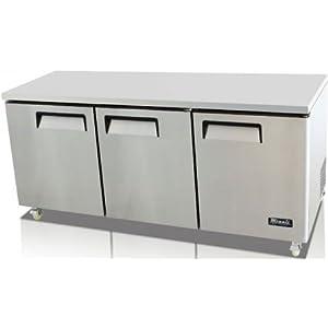 Migali Commercial Refrigerator