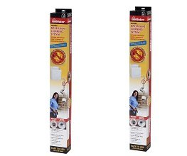 Gardus RLE202 LintEater 10-Piece Rotary Dryer Vent Cleaning System (2-Pack)