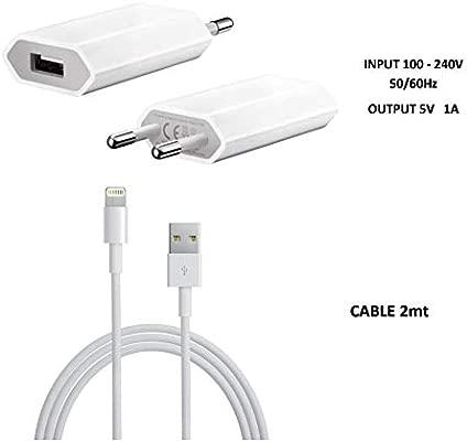 LSP® Cargador de baterías compatible con iPhone, iPad, Smartphone ...