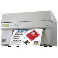 Sato WM1002041 Series M10E Wide Web Thermal Industrial Printer, 305 dpi Resolution, 5 ips Print Speed, Ethernet Interface, Power Supply, TT, 10.5