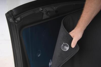 2014 2015 2016 2016 C7 Corvette Stingray Targa Top Sun Blocker Headliner Blackout for Transparent Glass Roofs Tops from Southern Car Parts