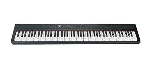 Piano Digital SP-320 - 88 teclas pesati Excelente para Studio escolar: Amazon.es: Instrumentos musicales