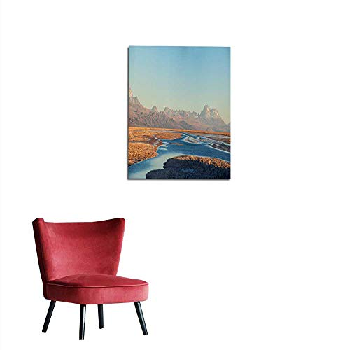 longbuyer Photographic Wallpaper Atacama Desert - Andes altiplano - arid Climate - Dirty - Andes Hills - Valleys- Chaxa Lagoon - Wildlife Refuge Mural - Refuge Desert