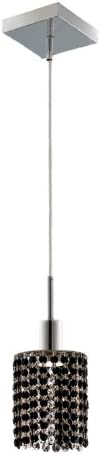 Chandelier Made with Swarovski Crystal Chandelier Chandeliers Lighting Dressed with Swarovski Crystal H 25 W 24