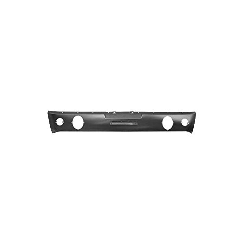 Parts Body Mustang 1966 - MACs Auto Parts 44-38748 - Mustang Lower Rear Valance Panel for Dual Exhaust