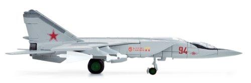 Herpa Soviet Air Force MIG25PU 1/200 174TH Gvlap (**)