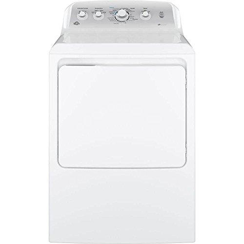 GE GTD45GASJWS 7.2 Cu. Ft. White Gas Dryer