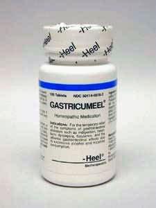 Heel - Gastricumeel 100 tabs (Pulsatilla 100 Tabs)