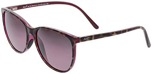 bd2d1b4b199 Maui Jim Womens Ocean Sunglasses (723) Pink Pink Plastic - Polarized - 57mm