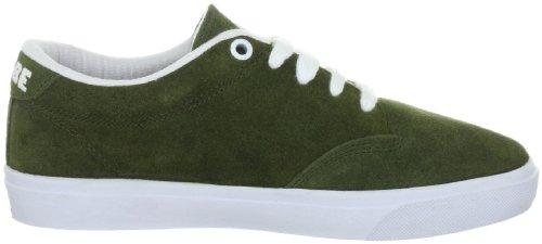 Green sniper 19789 Grün Homme De Lighthouse Skate Globe Chaussures RxnwYqT0