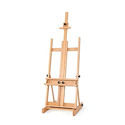 Easels Floor-standing Beech Elevating Advertising Real Estate Display Stand Oil Painting Frame