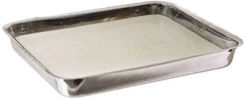 United Scientific DPS004 Stainless Steel Dissection Tray, 16' Length x 12.75' Width x 2' Depth
