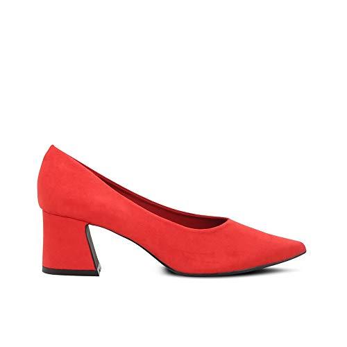 London Red Tacco Donna Col Rag Scarpe rqXOr