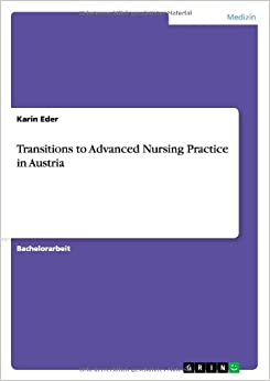 Book Transitions to Advanced Nursing Practice in Austria
