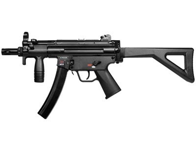 (Umarex Heckler & Koch MP5 2252330 BB 40 Rounds 400fps Air Rifle, 0.177 Caliber, Black)