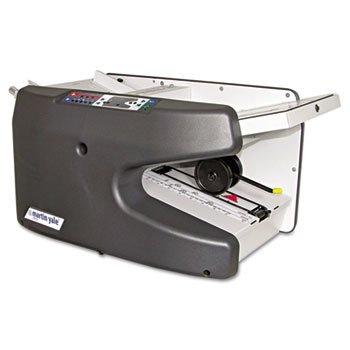 - Model 1711 Electronic Ease-of-Use AutoFolder, 9000 Sheets/Hour by ComfortMakers