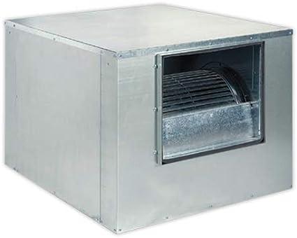 DOJA Industrial | Caja ventilaci. NOVOVENT BP-BOX 18-18/4M Mot.Cer,1.760 m3/h,147W,1.300 rpm (7-7) NOVOVENT 7/7 ┬© 220v