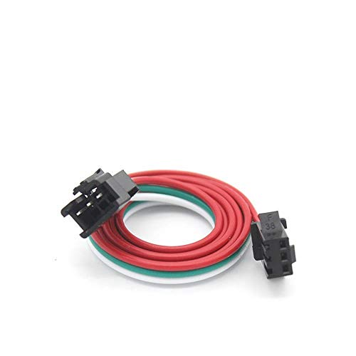 RGBZONE 10pcs 3Pin/4Pin LED Connector