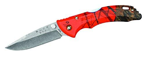 Buck Knives 284 Bantam BBW Folding - Collar Blaze