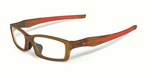 Oakley OX8029-03 Crosslink A (56) Eyeglasses - Temples Oakley